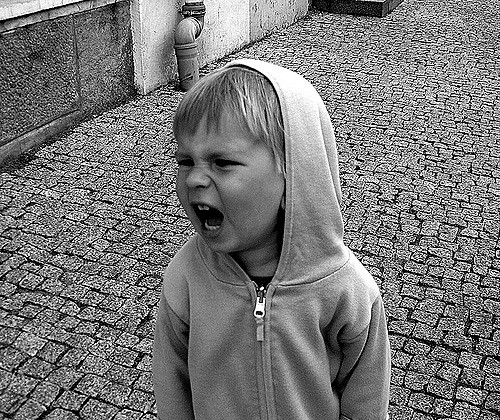"""""""scream and shout"""" by Mindaugas Danys"""